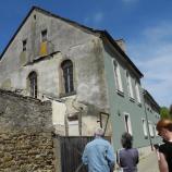 Standort der ersten Synagoge in Gochsheim, Foto: Dr. Rotraud Ries