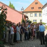 Judenhof in Wonfurt, Foto: Rebekka Denz