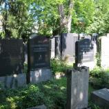Der jüdische Friedhof, Foto: Rebekka Denz