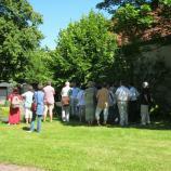 Auf dem jüdischen Friedhof, Foto: Rebekka Denz