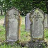 Der jüdische Friedhof in Schwanfeld, Foto: Dr. Rotraud Ries