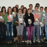 Projektteilnehmer bei der Vorstellung der Broschüre im Oktober 2013, Foto: Klaus Rostek