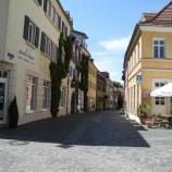 Blick in die Judengasse in Schweinfurt, Foto: Dr. Rotraud Ries