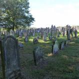 Jüdischer Friedhof Kleinsteinach, Foto: Jesko Graf zu Dohna