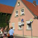 Jüdische Schule Kleinsteinach, Foto: Rebekka Denz