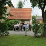Die Mikwe in Gaukönigshofen, Foto: Rebekka Denz