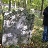 Grabstein des Ehepaares Morgenthau, Friedhof Ebern, Foto: Inge Scheffler