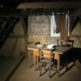 Die Laubhütte im Jüdischen Kulturmuseum in Veitshöchheim, Foto: Rebekka Denz