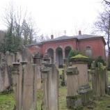 Jüdischer Friedhof Bad Kissingen, Foto: Rebekka Denz