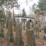 Jüdischer Friedhof Laudenbach (Stadt Karlstadt), Foto: Rebekka Denz