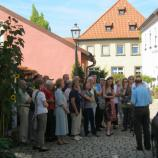 The Judenhof in Wonfurt, 2012, photo: Rebekka Denz