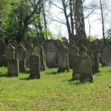 Jüdischer Friedhof Burgpreppach, Foto: Rebekka Denz
